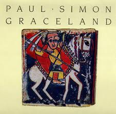 Paul Simon Graceland Cover
