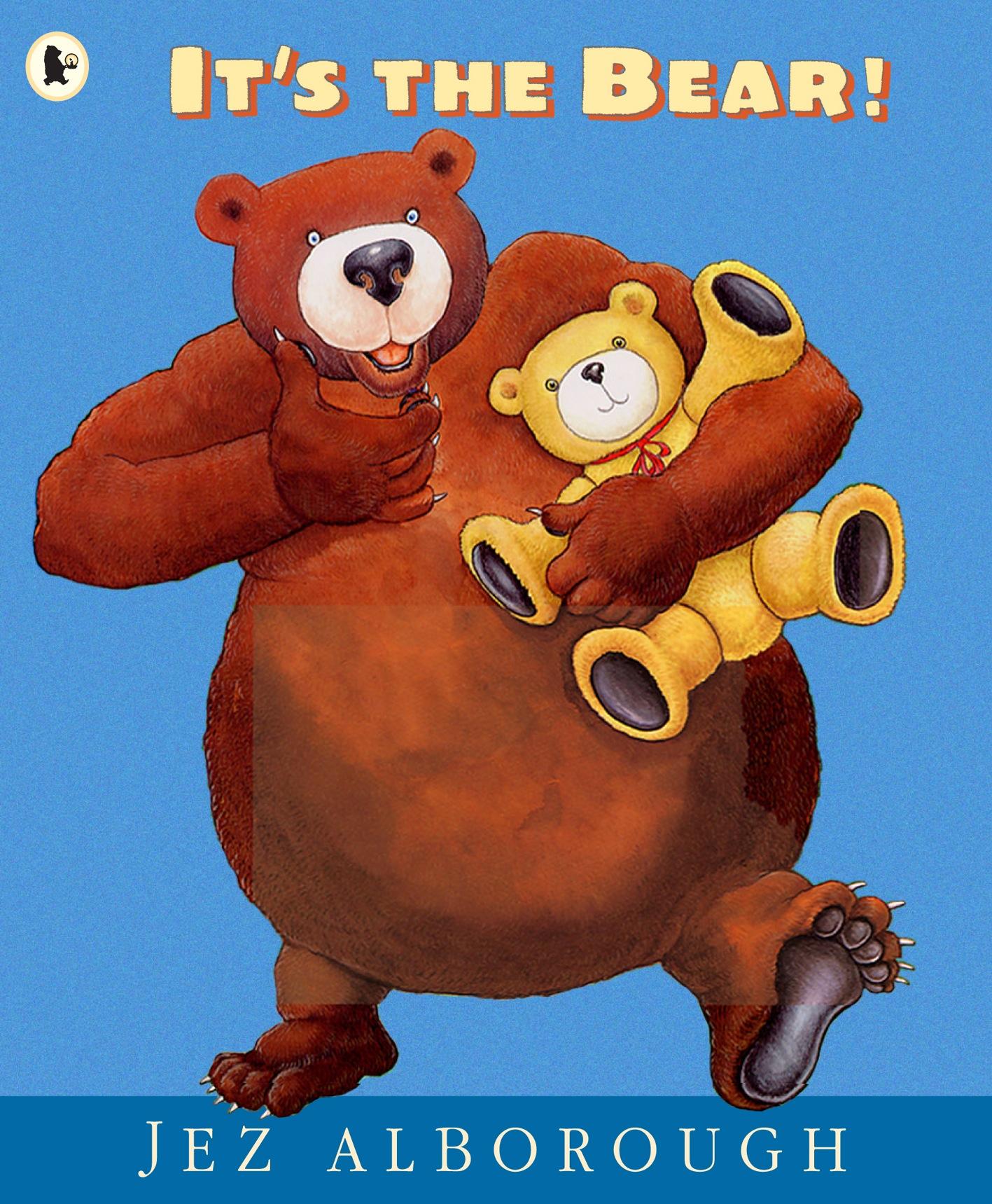 jezalborough com it s the bear
