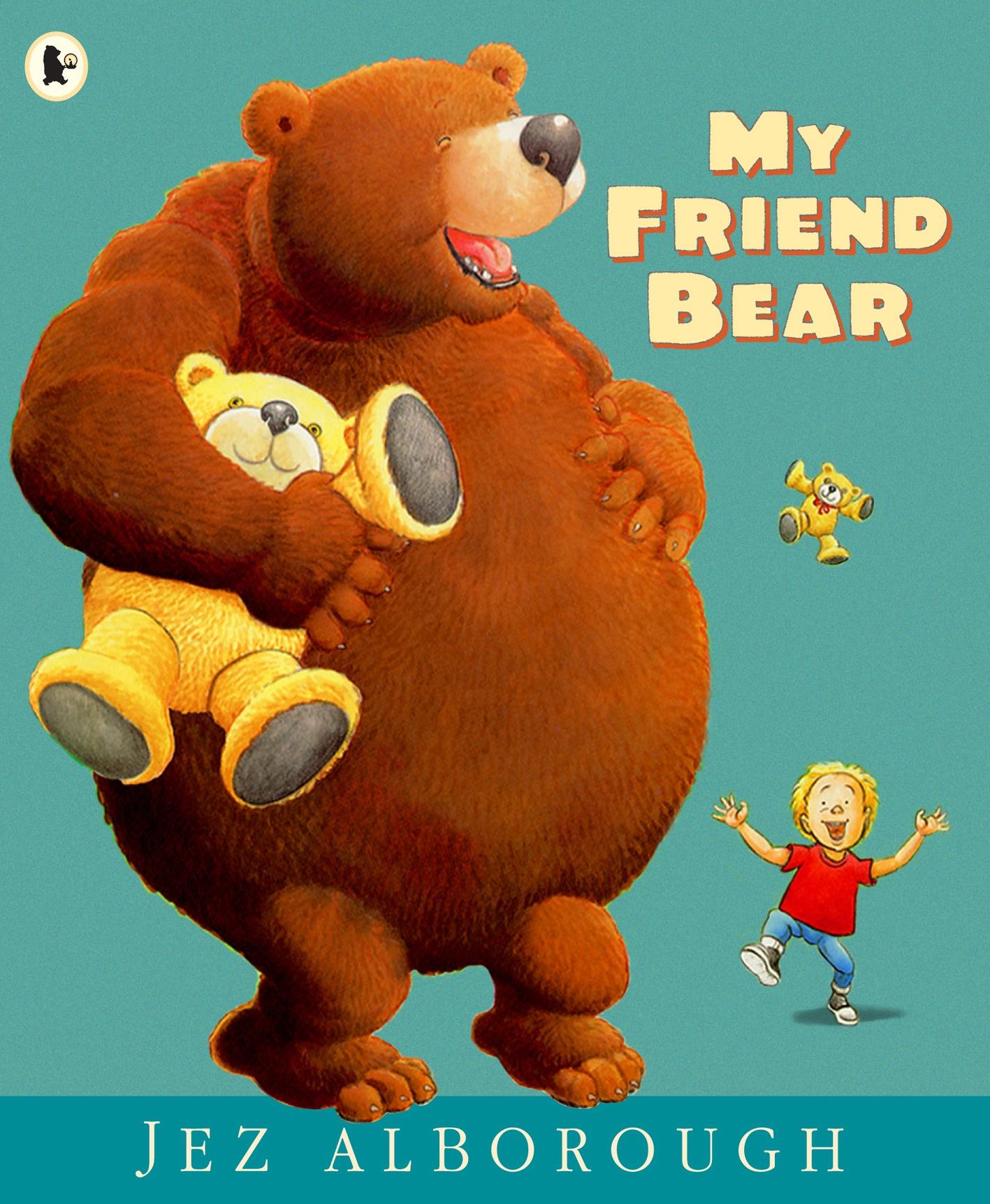 jezalborough com my friend bear