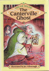 plotthe canterville ghost is a short
